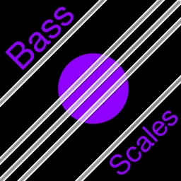 Bass Guitar Colour Scales