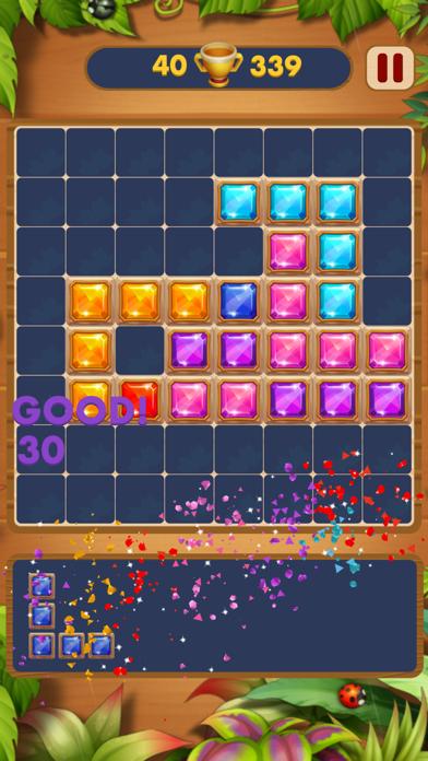 Block Puzzle: Fit Jewels screenshot 2