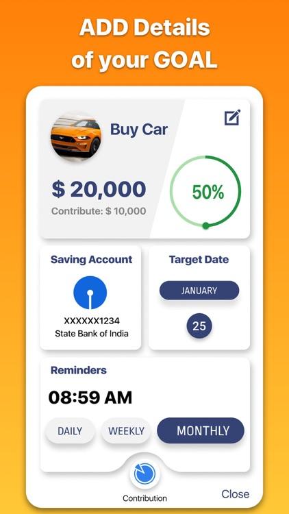 budget planner - Money Tracker screenshot-9
