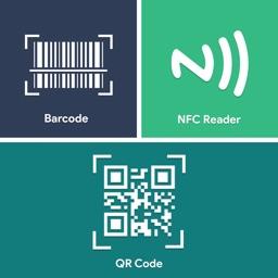 QR Barcode NFC Scanner