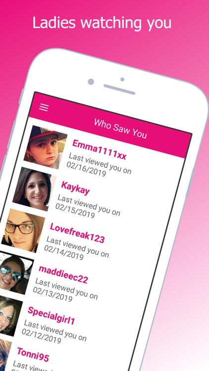 Lesbun - Lesbian Dating & Chat screenshot-5