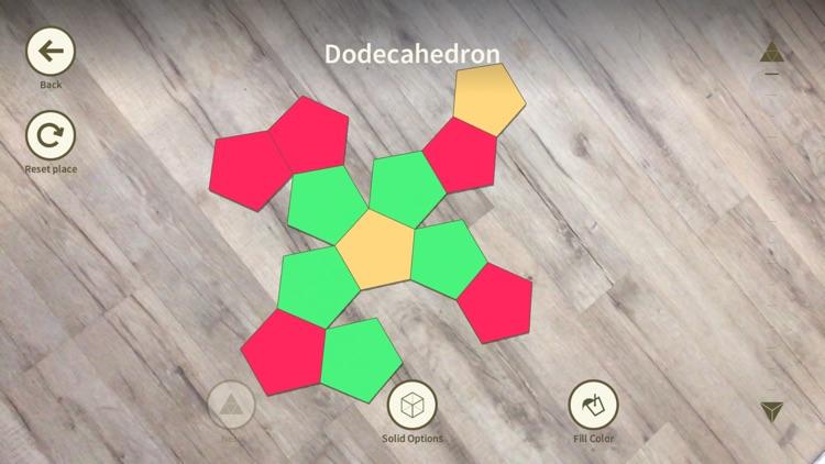 Shapes 3D - Geometry Learning screenshot-3