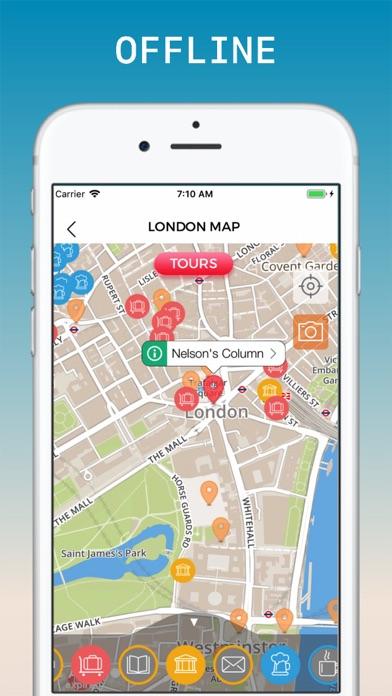 London Travel Guide screenshot four