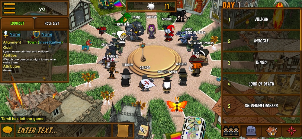 Town of Salem – The Coven