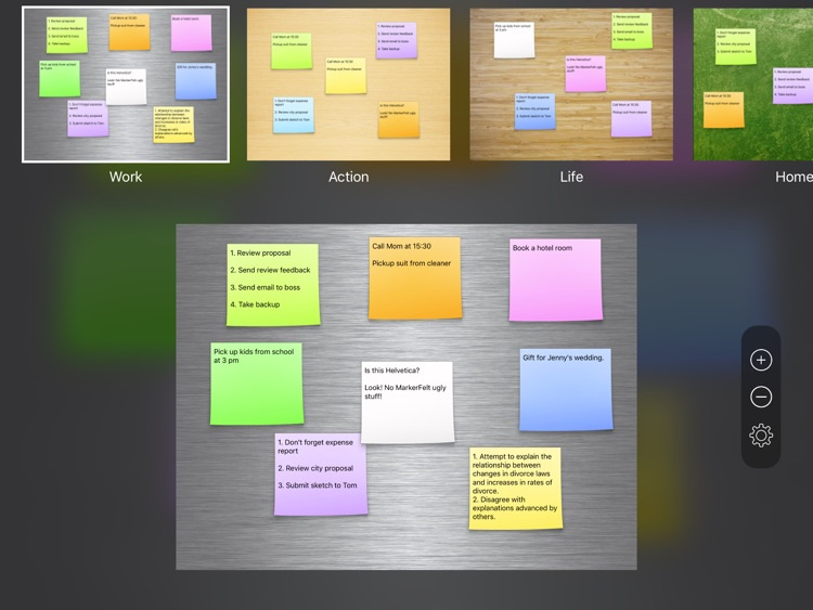 Sticky Notes screenshot-1