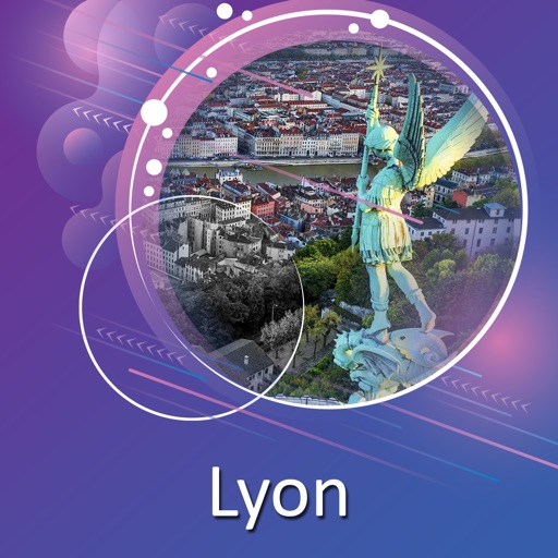 Lyon Tourist Guide icon