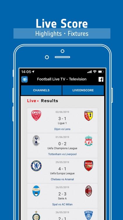 Football TV Live - Sport TV