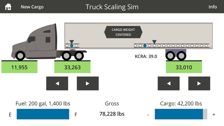 Truck Driver Training Sims screenshot-3
