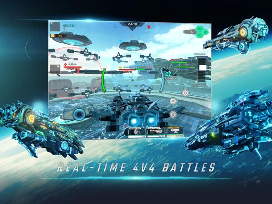 Iron Space: Real-time Battlesのおすすめ画像1