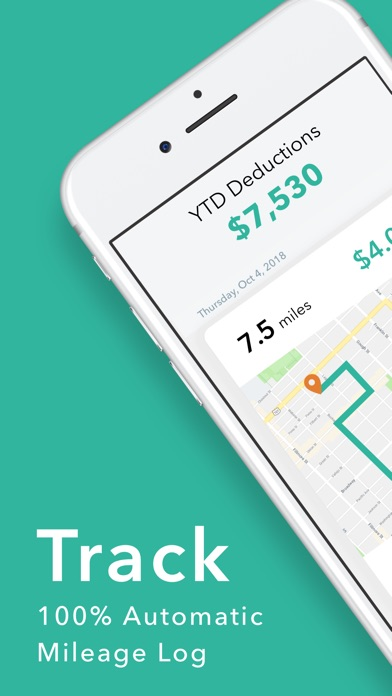 Screenshot for Everlance: Mileage & Expenses in Canada App Store