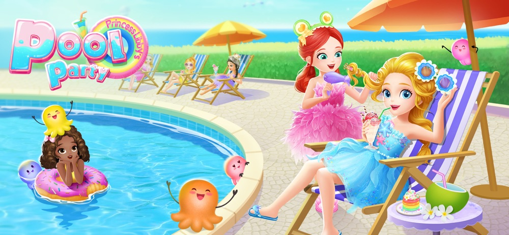 Princess Libby's Pool Party Cheat Codes