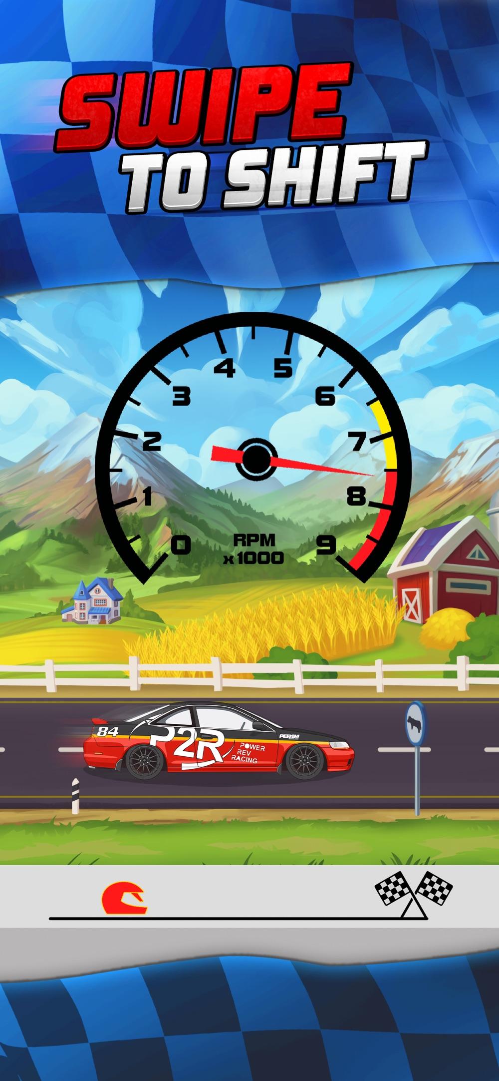 P2R Power Rev Racing Cheat Codes