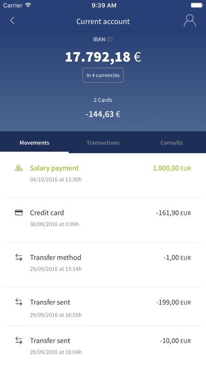 MoraBanc screenshot-3