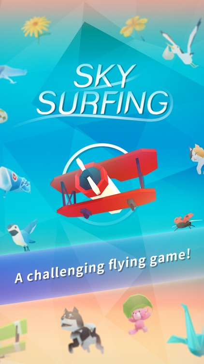 Sky Surfing screenshot-0
