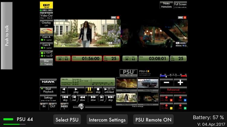 PSU Satellite screenshot-3