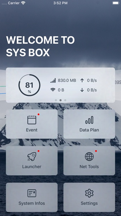 SYS BOX screenshot-3