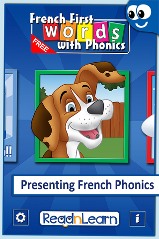 French Words Phonics Lite - náhled