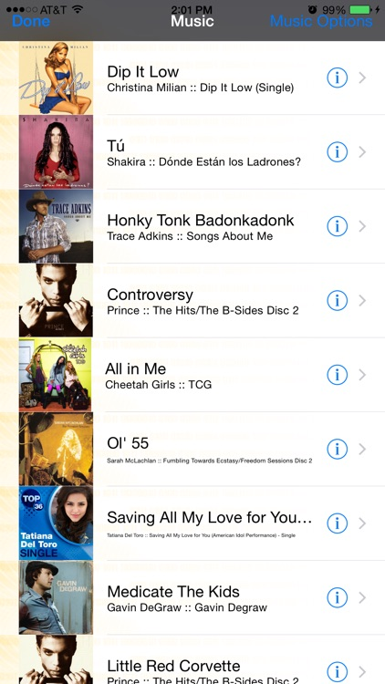 iFlow Shuffle - Media Player screenshot-4