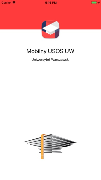 Screenshot for Mobile USOS UW in United States App Store