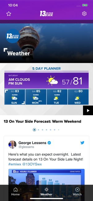 13 ON YOUR SIDE News - WZZM on the App Store