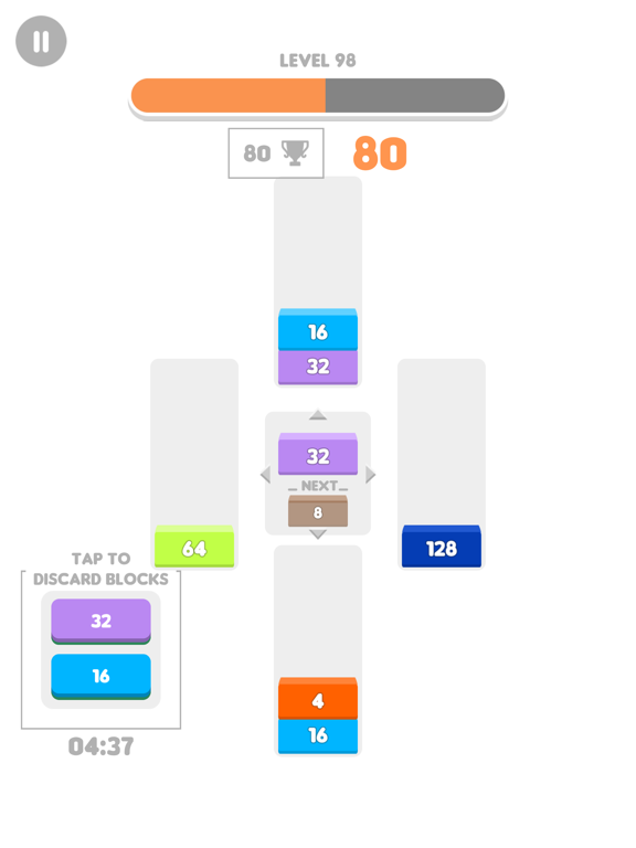 Brick Merge 2D screenshot 7