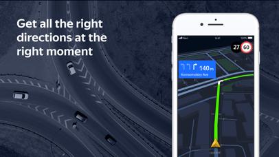 Yandex.Navi – navigation, maps for Windows