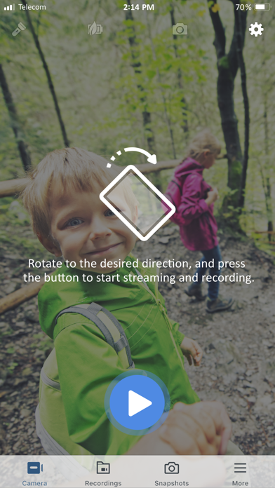 Synology LiveCam by Synology Inc  (iOS, United States) - SearchMan