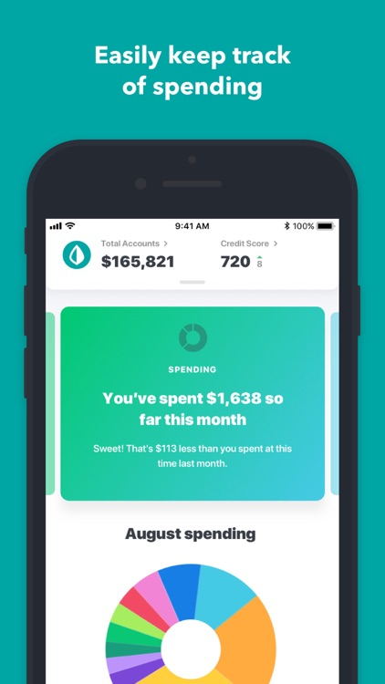 Mint: Personal Finance & Money screenshot-0