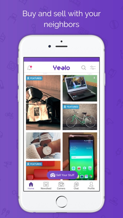 Yealo-Buy & Sell Marketplace