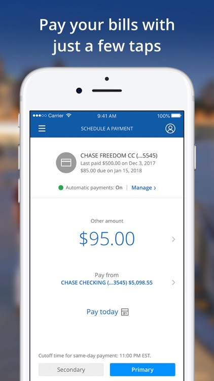 Chase Mobile® by JPMorgan Chase & Co