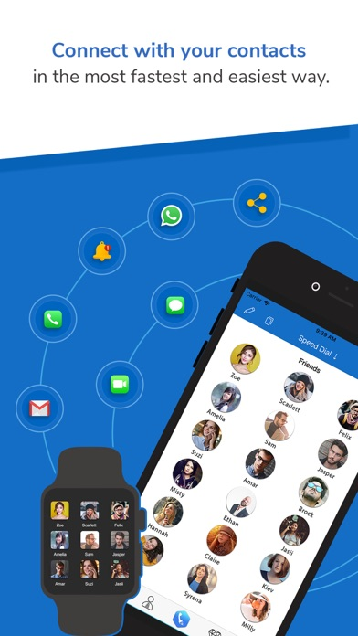 Top 10 Apps like One Touch Dial - T9 speed dial call your
