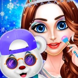 Magical Ice Princess & Mr Bear