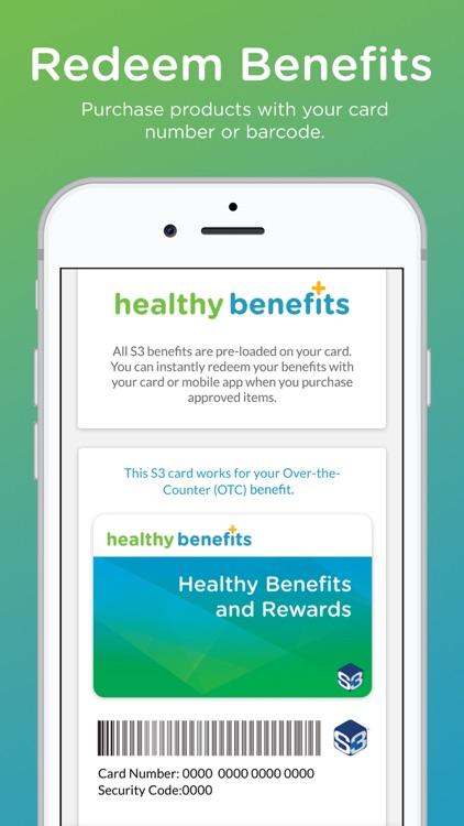 Healthy Benefits Plus screenshot-4