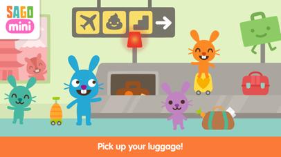 Sago Mini Airport screenshot 2