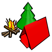Camping List icon