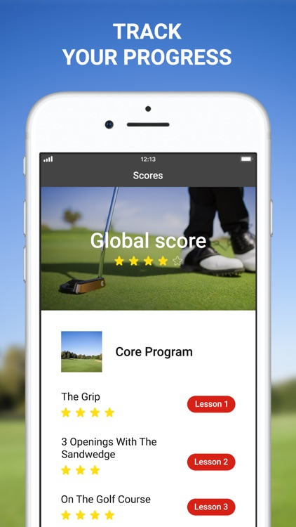 15 Minute Golf Coach swing screenshot-4