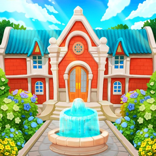 Matchington Mansion free software for iPhone and iPad