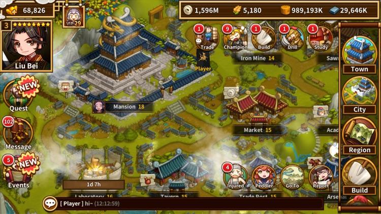 Three Kingdoms : The Shifters screenshot-4