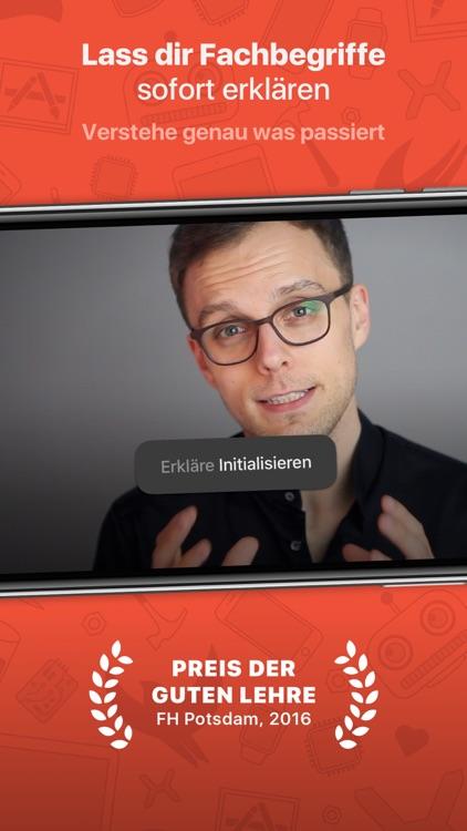 Mikrolern für Swift screenshot-5