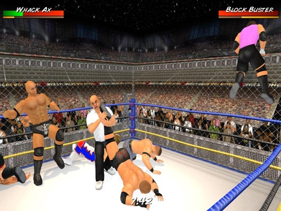 Wrestling Revolution 3D (Pro)のおすすめ画像2
