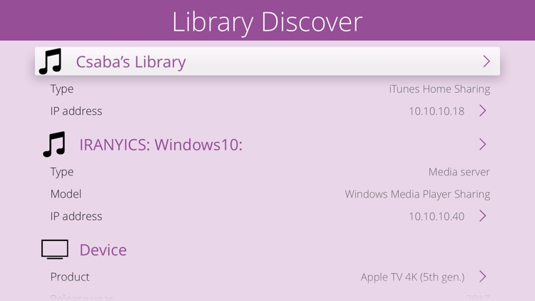 Library Discover
