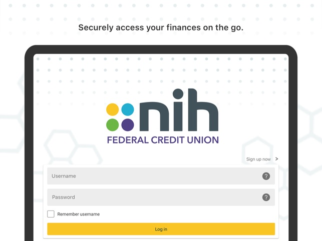NIH Federal Credit Union on the App Store