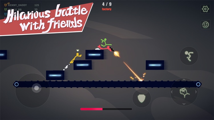 Stick Fight: The Game Mobile screenshot-3