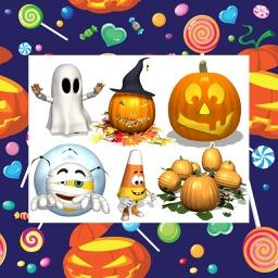 Happy Halloween Animations