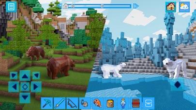 Herunterladen RealmCraft 3D: Survive & Craft für Android