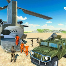 Activities of Army Prison Transporter Plane