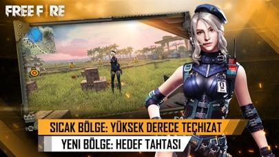 Screenshot for Garena Free Fire in Turkey App Store