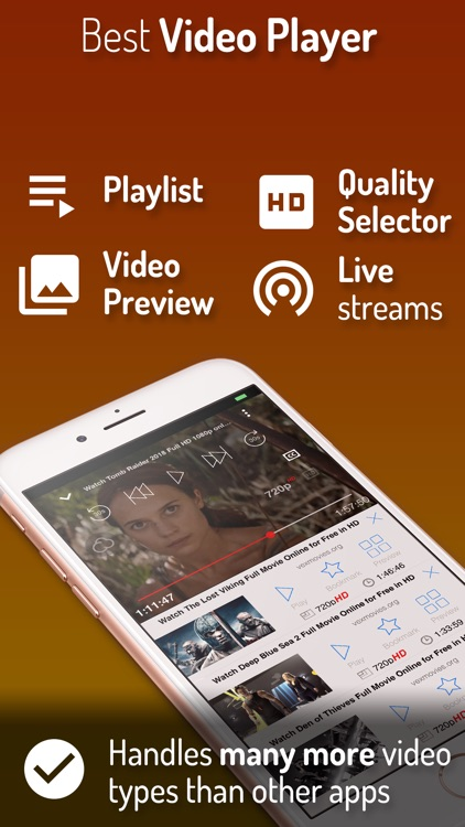 iWebTV: Cast Web Videos to TV