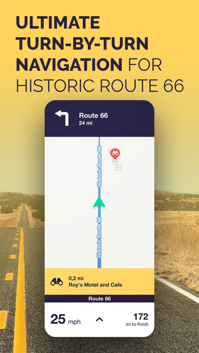 Top 10 Apps like Route 66 Navigate in 2019 for iPhone & iPad