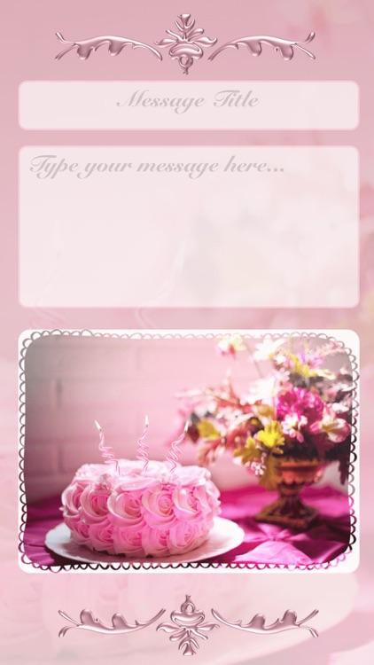 Birthday Wishes • Anniversary screenshot-5